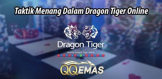 Taktik Menang Dalam Dragon Tiger Online